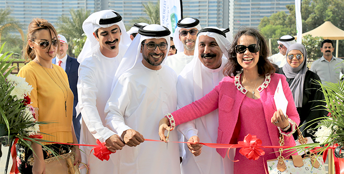 The opening of the Emirates Soil Museum is a joint initiative between ICBA and ADFD.